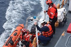Coast Guard Cutter Orcas conducts safety boardings (Coast Guard News) Tags: uscg coastguard coastguardcutterorcas coosbay oregon pacificocean unitedstates us