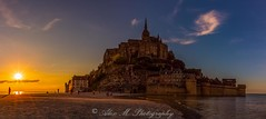 Magical Mont St. Michel (The Happy Traveller) Tags: montstmichel france normandie normandy europe unescoworldheritagesite