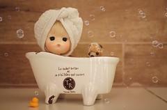 Bath time 🛁 (Petitedoll) Tags: bath bjd doll mong secretdoll