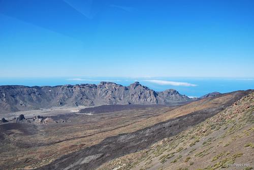 На вершині Тейде, Тенеріфе, Канарські острови  InterNetri  345