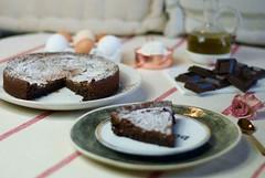 Tenerina senza burro: la ricetta perfetta per la giornata internazionale del Cioccolato (RicetteItalia) Tags: ricette cioccolato ricorrenza cucina