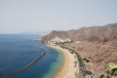 Playa De Las Teresitas, Санта-Круз, Тенеріфе, Канарські острови  InterNetri  768