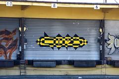 NOPE (STILSAYN) Tags: graffiti east bay area oakland california 2018