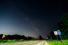 Milky Way (shouavang) Tags: milkyway star nightsky galaxy nightphoto nightphotography starphoto starphotography astrophoto astrophotography twincities minneapolis stpaul minnesota mn a6300