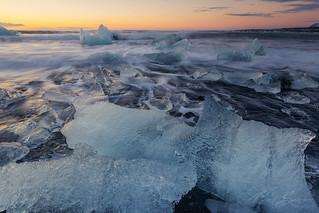 Hielo, hielo y más hielo!