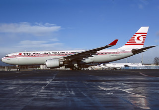 Turkish Airlines Airbus A330-203 TC-JNC