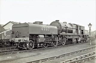 London Midland & Scottish Railway - LMS