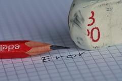 Er(r)or (markus_kaeppeli) Tags: macromondays erasers hmm