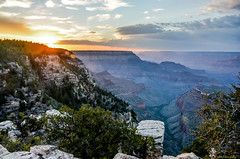 USA : Grand Canyon (francisaubry) Tags: usa grandcanyon colorado arizona nikon nikkor