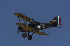 SE5a (Hawkeye2011) Tags: aircraft aviation airshow riat raffairford uk 2018 biplane wwi rfc se5a military