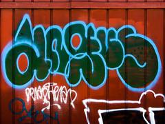 Last Warning (Thomas Hawk) Tags: america california oakland usa unitedstates unitedstatesofamerica graffiti us fav10