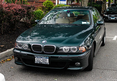2001 BMW M5 (Rivitography) Tags: gg200y newyork 2001 bmw m5 green rare exotic car sedan fast german ridgefield connecticut 2018 canon rebel t3 adobe lightroom rivitography