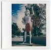 uniroyal girl (polaroid). pearsonville, ca. 2017. (eyetwist) Tags: eyetwistkevinballuff eyetwist fiberglass uniroyal girl statue pearsonville tires hubcaps roadsideamerica abandoned desert decay mojavedesert impossibleproject polaroidoriginals polaroid spectra pro polaroidspectrapro color film analog analogue ishootfilm instant integral mojave america americana american west americantypologies california faded sunburned decayed derelict closed roidweek2018 inyo us395 easternsierras armraised woman polaroidweek 2018