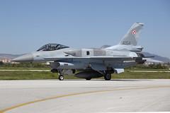 4054_F-16CFightingFalcon_PolishAF_KYA_Img02 (Tony Osborne - Rotorfocus) Tags: lockheed martin f16 f16c fighting falcon viper polish air force poland nato tiger meet 2015 konya turkey