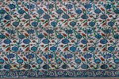 Istanbul - Mosquée Sultanahmet (Darth Jipsu) Tags: ottoman unesco blue mosaic sultanahmed dome minaret byzantine landmark europe architecture mosque constantinople istanbul turkey islamic turquie tr
