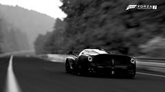 Wondering what LaFerrari could do (Morc 57) Tags: ferrari laferrari v12 nurburgring forza fm7 forzamotorsport7 xboxone xbox bw