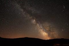 UN PLACER (Buscavientos) Tags: via lactea cielo nocturna estrellas