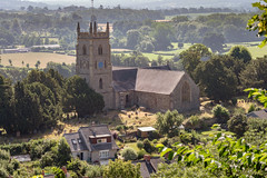 Montgomery Church (Howie Mudge LRPS BPE1*) Tags: church tower montgomery travel powys wales cymru uk religion religious sony sonya6300 sonyilce6300 sonyalpha sonyalphagang sony18135mm