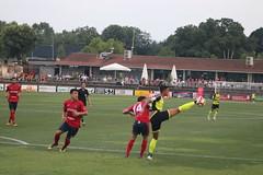 UE Olot 0 - 1 Nàstic (amistós)