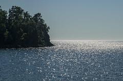 Corundum Point (TCeMedia/Telecide) Tags: split rock minnesota lake superior sea water point beach sky north shore