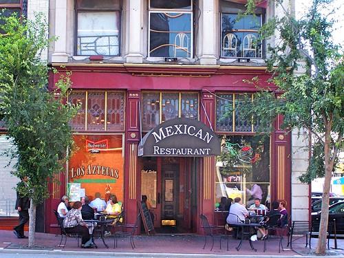 Louisville Kentucky - Los Aztecas  - Mexican Restaurant  - Downtown