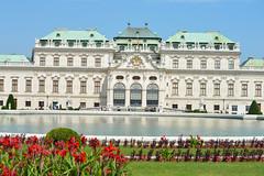 Belverdere Castle Vienna (Jennifer Zwarthoed) Tags: austria oostenrijk holiday gmunden wenen vienna