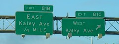 I-4 signs (keiteay) Tags: orlando florida colors photography highway freeway signs roadsigns