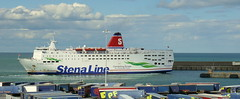 18 08 10 Stena Europe arriving Rosslare (31) (pghcork) Tags: stenaline ferry ferries carferry stenaeurope ireland wexford rosslare ships shipping