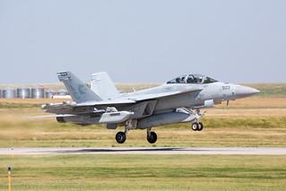 US Navy F18
