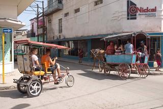 Streets of Holguin,Cuba