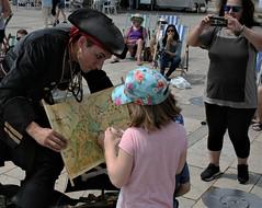 Bristol Harbour Pirate (Canis Major) Tags: harbourfestival pirate costume treasuremap adamant character hat 500 1000 2000 5000