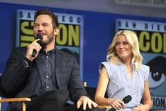Chris Pratt & Elizabeth Banks (Gage Skidmore) Tags: chris pratt elizabeth banks lego movie 2 second part san diego comic con international 2018 convention center california