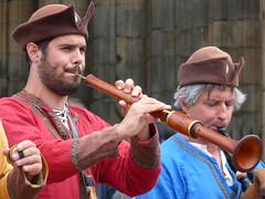 Waraok (danfrapp44) Tags: musique médiévale hennebont waraok instrument rue spectacle concert street bretagne france medieval music