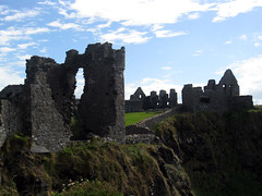 Dunluce Castle (Rich Jacques) Tags: dunlucecastle castle dúnlibhse northernireland countyantrim july 2018 canon digitalixus950is