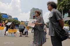 """轉型正義是假的,巴奈在凱道為蔡英文 貼上騙子標籤!Promoting Indigenous Restorative Justice is false,Panai Kusui marks President Tsai Ing-wen as """"a liar"""". (*dans) Tags: atjc taiwan aboriginal tawianaboriginal panaikusui 巴奈 panai 馬躍比吼 mayawbiho那布 台灣 原住民 danielmshih 施銘成formosalily 原住民傳統領域 沒有人是局外人 一起陪原住民族劃出回家的路 一起連署搶救我們的山海與縱谷 傳統領域不打折 原住民族歷史正義與轉型正義 原轉小教室 凱道小講堂 indigenoustransformativejustice 轉型正義 transformativejustice 修復式正義 restorativejustice巴奈庫穗 mayawbiho 那布 nabuhusungantaiwantaipei凱道部落ketagalanblvdketagalantribe凱道凱達格蘭大道228公園二二八公園taipeitaiwanaboriginaltawianaboriginal 轉型正義transitional justice photojournalism"""