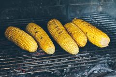 Sweet corn (Inka56) Tags: sweetcorn grill closeup 7dwf food corn