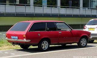 Opel Rekord Caravan 1975