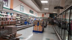 Final Aisle (Retail Retell) Tags: oakland tn kroger millennium décor era store mirror image twin doppelganger reversed carbon copy former hernando ms fayette county retail 2018 remodel fresh local neighborhood flair historical images captions