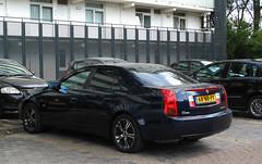 2003 Cadillac CTS 2.6 V6 (rvandermaar) Tags: 2003 cadillac cts 26 v6 cadillaccts sidecode6 68nbpt