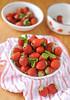 DSC_4745 copy (travellingfoodies) Tags: strawberry tartecitron lemontart japanesestrawberries ichigo cremechantilly strawberrytart frenchpastry tart fruittart sadaharuaoki