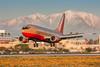 N334SW - Boeing 737-3H4 - Southwest Airlines (Bjoern Schmitt) Tags: n334sw boeing 7373h4 southwest airlines lax los angeles arrival airplane aircraft airline aviation flugzeug flieger b737 737