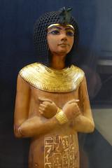 Ushabti of Tutankhamun (Aidan McRae Thomson) Tags: tutankhamun cairo museum egypt sculpture ancient egyptian