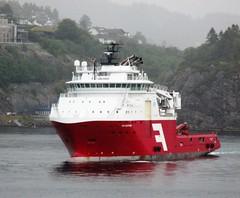Far Sapphire - Bergen (White Pass1) Tags: sognefjord fjord tug supplyship bergen norway farsappfire