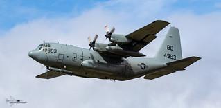 United States Navy Lockheed C130-T Hercules