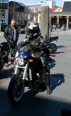 GKE-2728 (GKE/photos) Tags: ingólfstorg iceland biker b reykjavík motorbike