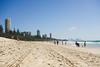 DSCF3364 (B Random) Tags: burleigh beach commonwealth people sand