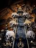 The Bone Church (2018) (THE PIXELEYE // Dirk Behlau) Tags: bone church kutná hora skulls bonechurch prague morbid horror dead skelet knochenkirche cemeterychurch ossuary sedlec