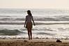 Call of the sea (Roving I) Tags: girls barefeet surf sea morning beaches sparkle sand horizon mood atmosphere lifestyle leisure tourism danang vietnam