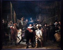 The 'Night Watch' | Rembrandt van Rijn | 1642 | The Rijksmuseum-20 (Paul Dykes) Tags: rijksmuseum museumofthenetherlands art gallery museum amsterdam netherlands nl holland nightwatch rembrandtvanrijn 1642