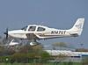 N147GT Cirrus SR-22 (SteveDHall) Tags: aircraft airport aviation airfield aerodrome aeroplane airplane lightaircraft generalaviation ga blackpool blackpoolairport 2018 n147gt cirrus sr22 cirrussr22